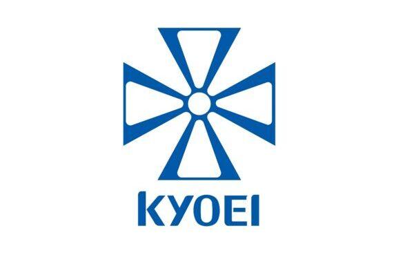 Logo của Kyoei - thương hiệu thép nổi tiếng do CBM Branding thiết kế