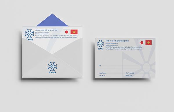 Thiết kế ấn phẩm thương hiệu - CBM Branding