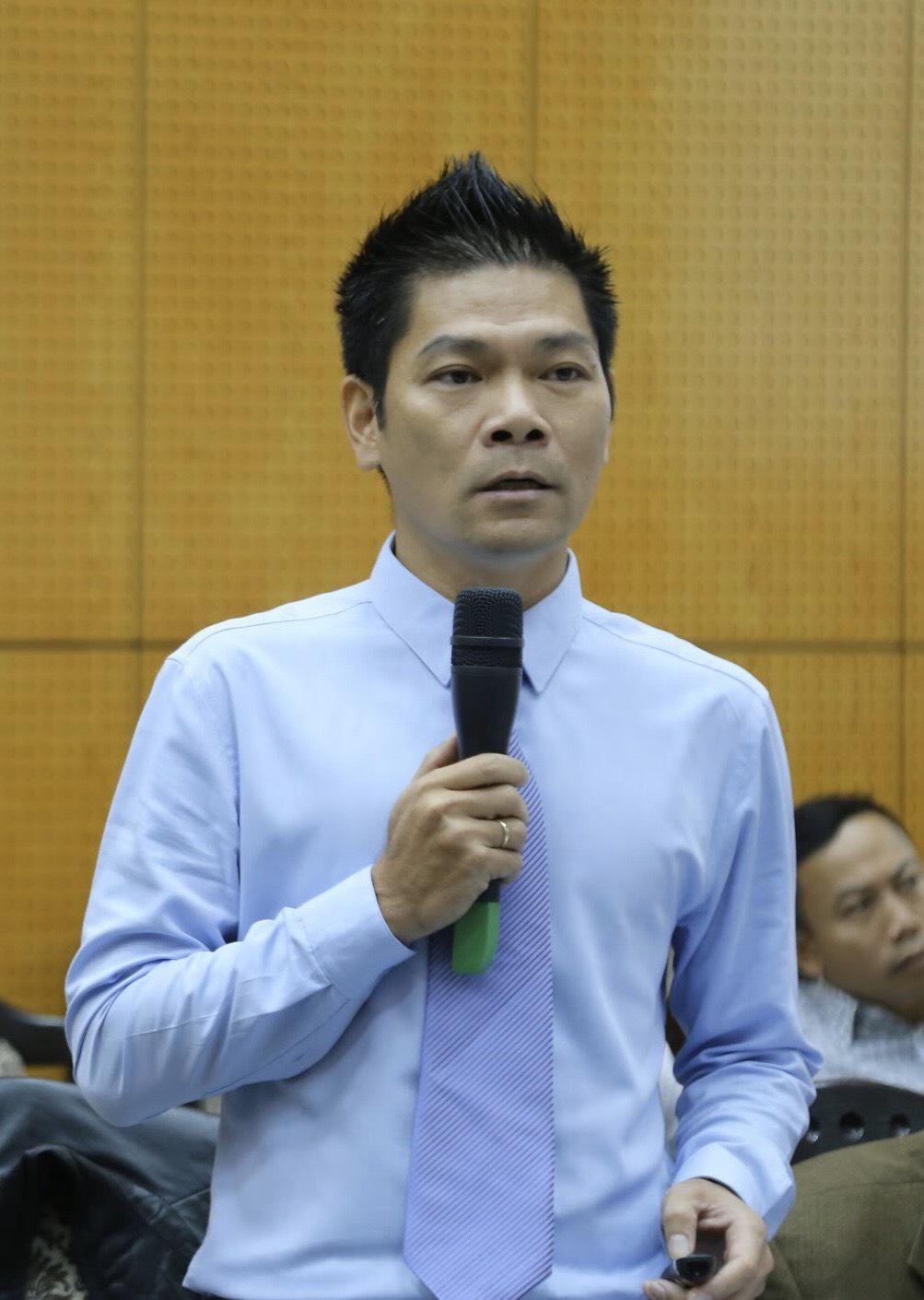 Thầy giáo, giảng viên Vũ Xuân Thường - Quản trị thương hiệu - Đại học Thương Mại TMU