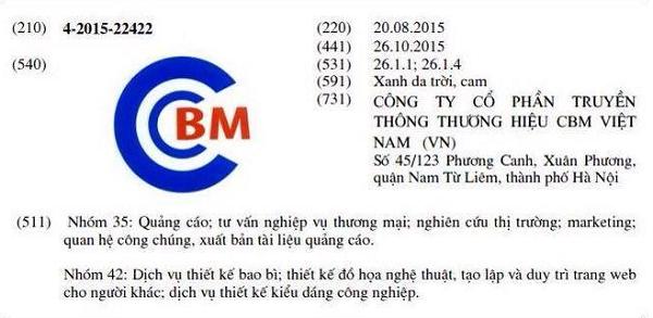 Dịch vụ đăng ký nhãn hiệu tại Hà Nội