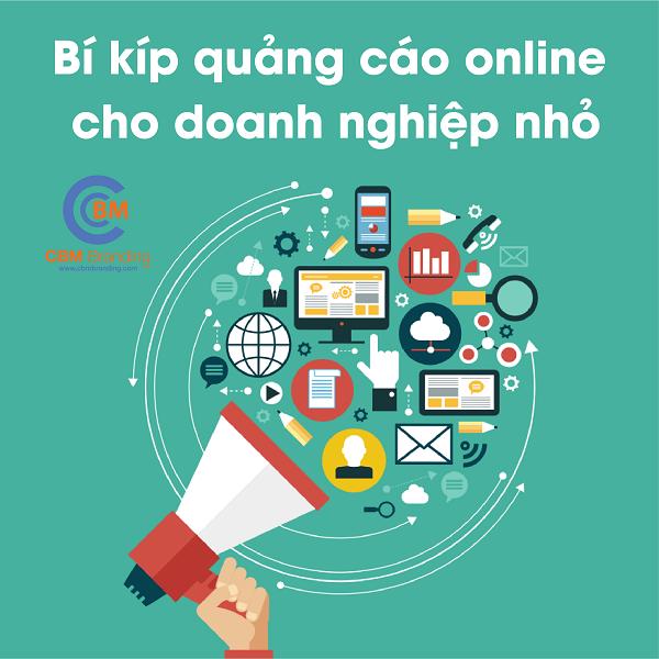 Quảng cáo online cho doanh nghiệp nhỏ