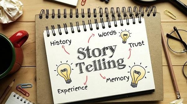 Nghệ thuật kể chuyện storytelling